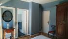 blaue Zimmer